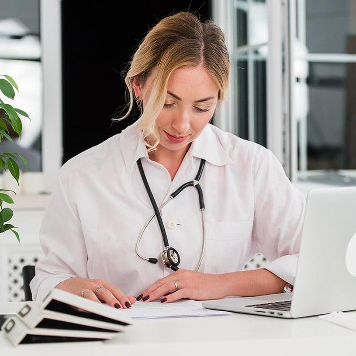 standard telephonique medical